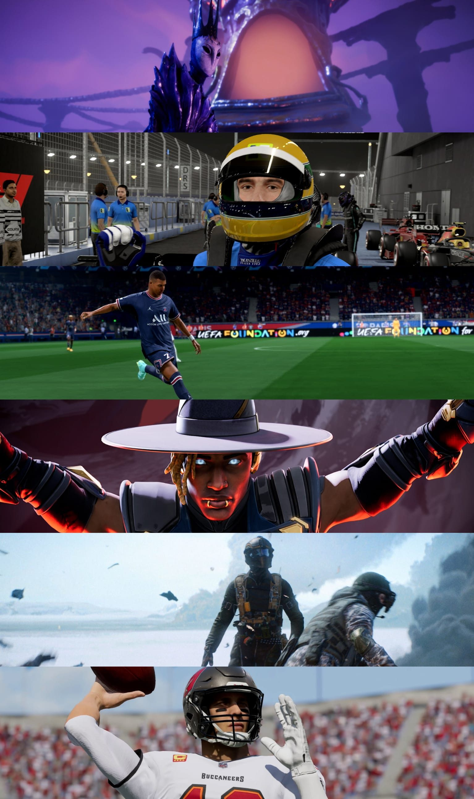 Coming Soon - Official EA Site