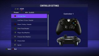 FIFA 21 Controller Settings For Xbox One - An Official EA Site