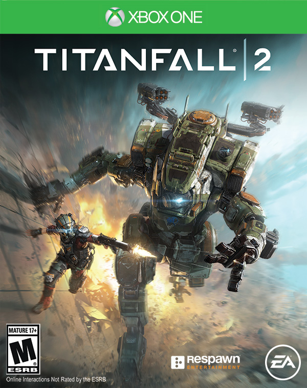 Titanfall 2 Standard Edition Xbox One