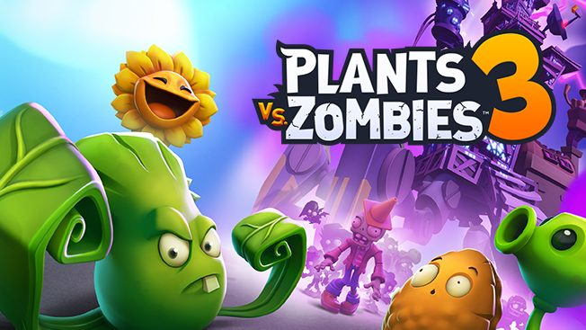 Grab Your Shovels – Plants vs. Zombies™ 3 Soft Launches Today