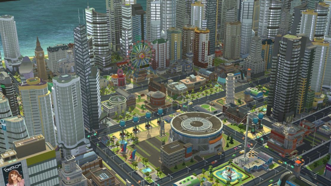 how to build a good city in simcity buildit