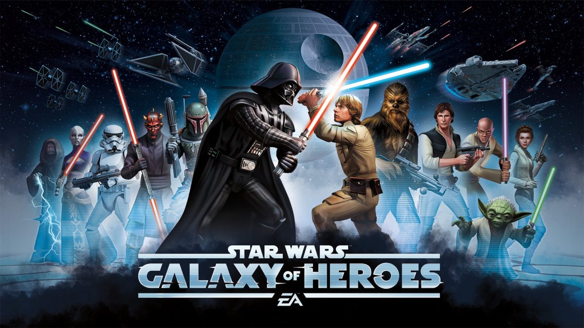 star wars galaxy of heroes kostenloses mobile spiel. Black Bedroom Furniture Sets. Home Design Ideas