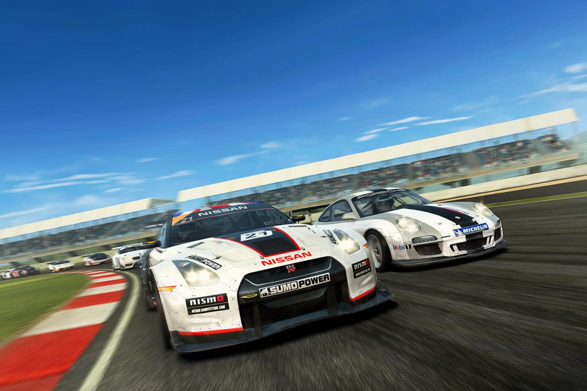 Attractive Real Racing 3   Free Mobile Game   EA