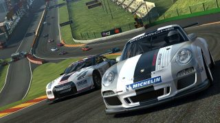 real racing 3 game size
