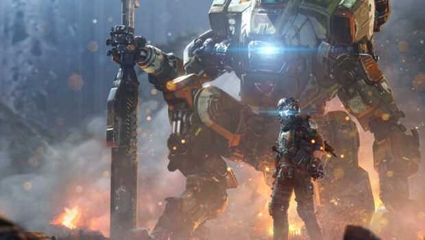 Titanfall 2 features discover the titans the pilots and - Epic titanfall 2 wallpapers ...