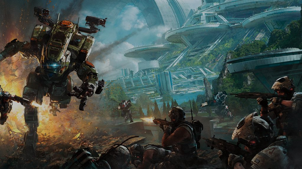 Titanfall 2 The Epic Sequel To The Genre Redefining Titanfall Electronic Arts