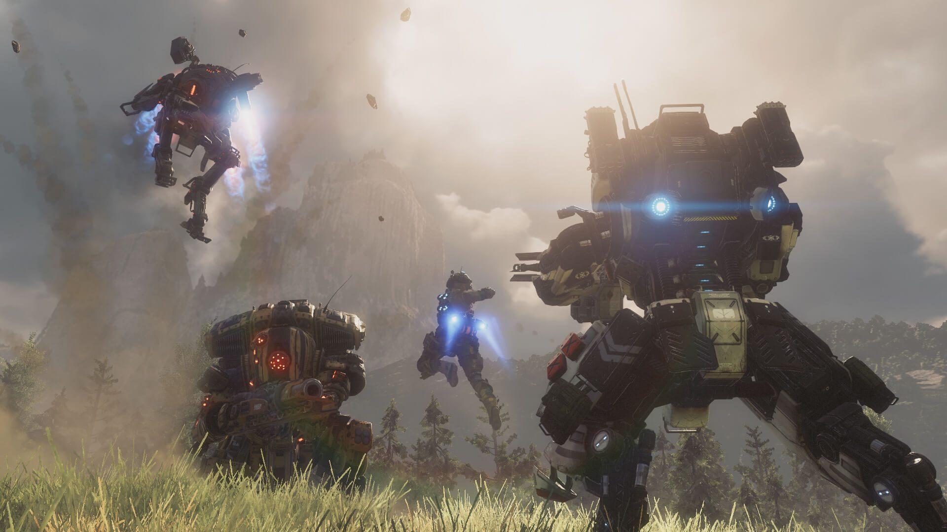 Titanfall 2 Multiplayer Modus Offizielle Ea Seite