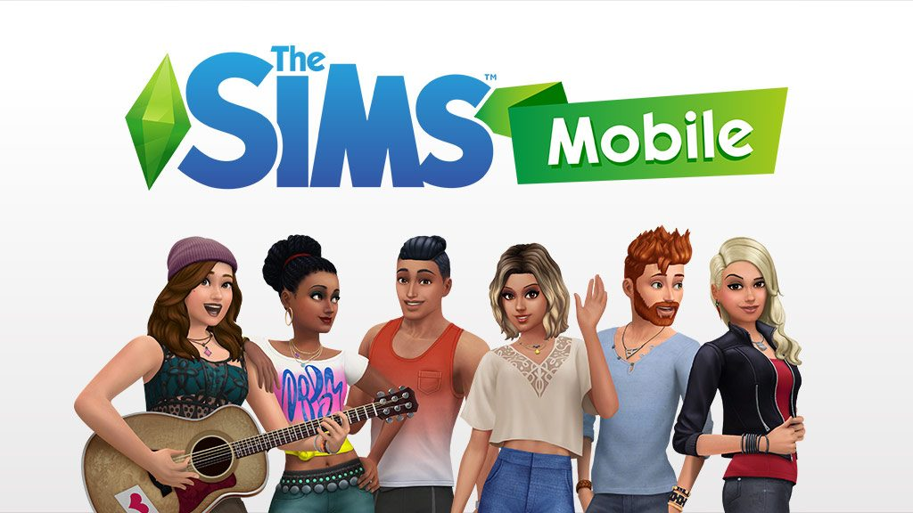 The Sims Mobile Coming Soon - An Official EA Site