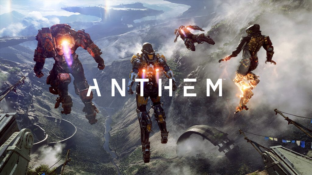 Anthem Game Official Ea Site Electronic Arts