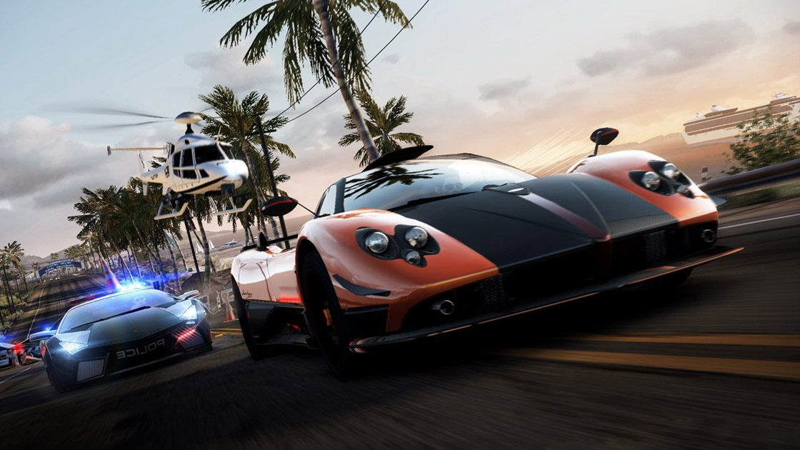 Need for Speed: Hot Pursuit - Car Racing Game - Official EA Site