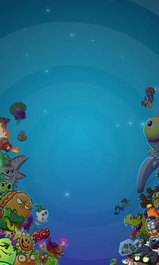 Héroe de Plants vs. Zombies 2