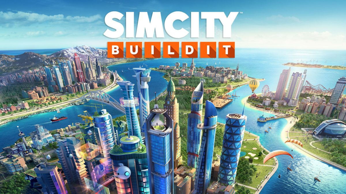 Simcity Buildit - Jeu Mobile Gratuit