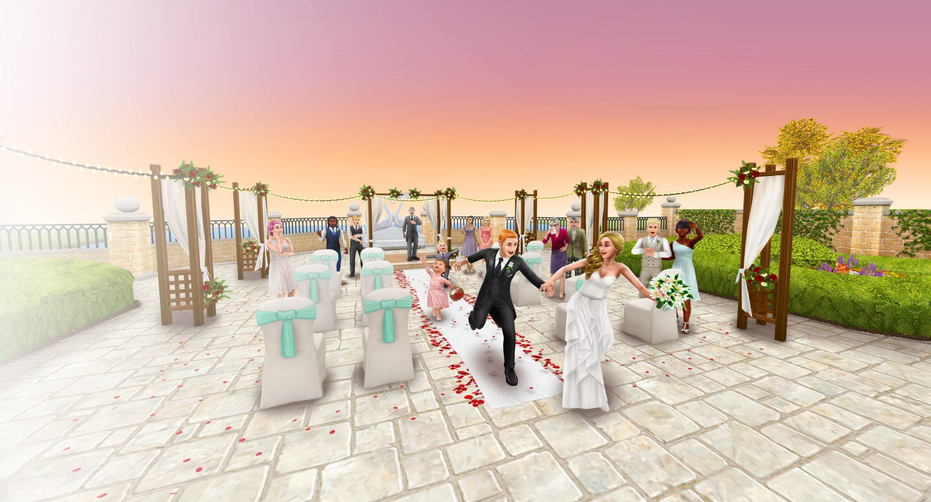 Игра де тский секс свадьба