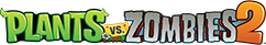 Logo di Plants vs. Zombies 2