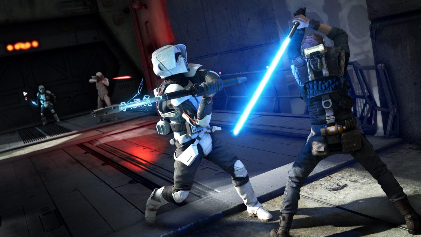Прокат Star Wars Jedi: Fallen Order на PS4