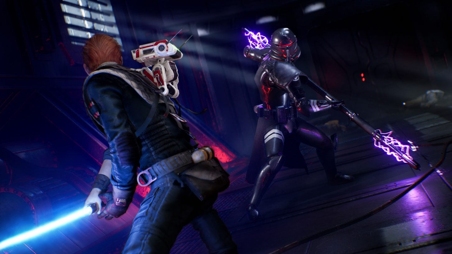 Аренда Звёздные Войны Джедаи: Павший Орден на PlayStation 4