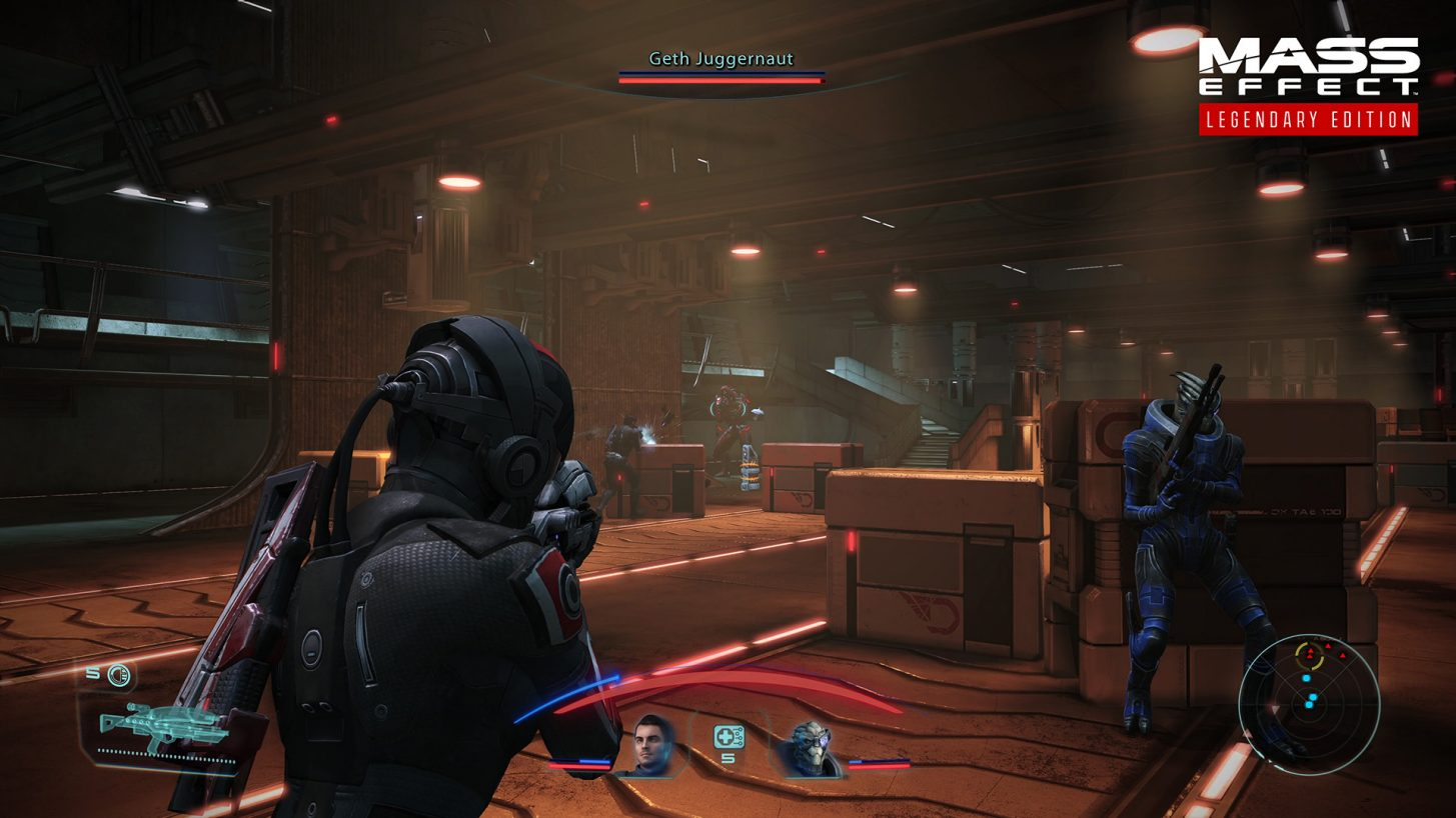 Mass Effect Legendary Edition fecha de lanzamiento