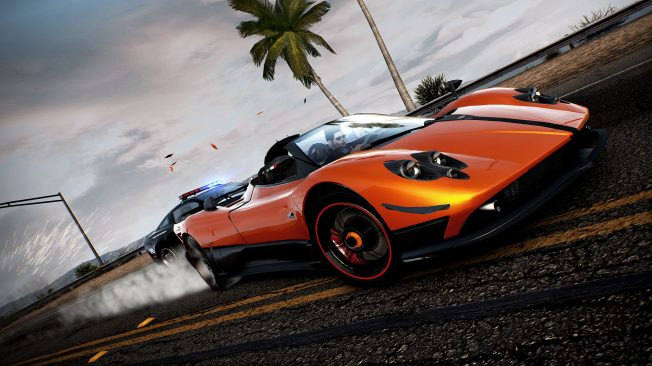 Burn Some More Asphalt With Need For Speed: Hot Pursuit Remastered. (Ea)