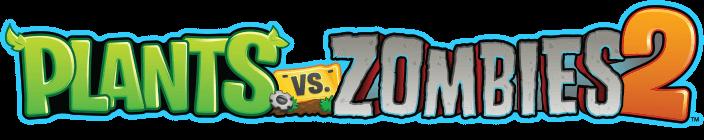 Plants vs. Zombies 2 - Logotipo