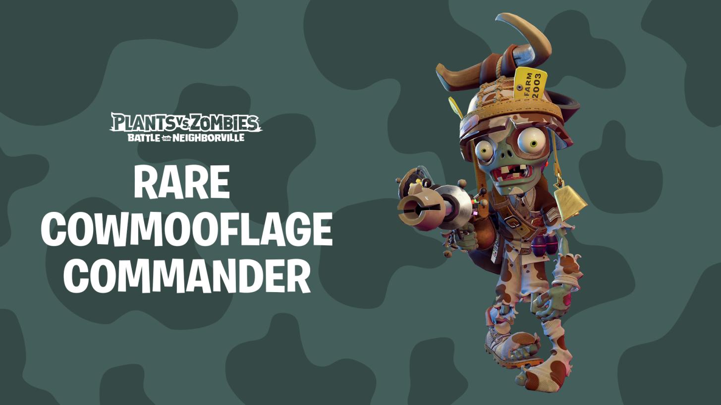 Cowmooflage Commander