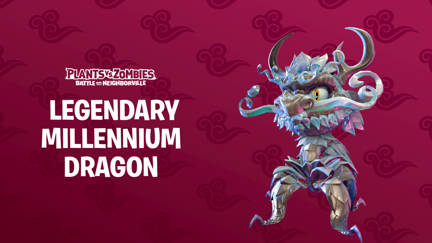 Legendary Millennium Dragon