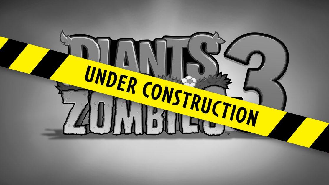 Lend Us Your Brains -- Plants vs  Zombies 3™ is Under