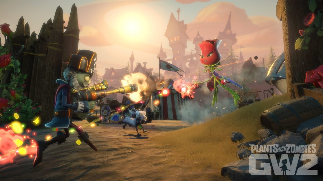 plants vs zombies garden warfare free
