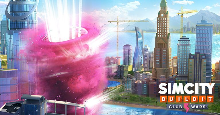 Club Wars arrives in SimCity BuildIt!