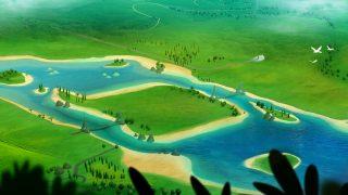 SimCity BuildIt Regions