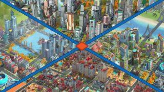 Regions Simcity Buildit Ea Official Site