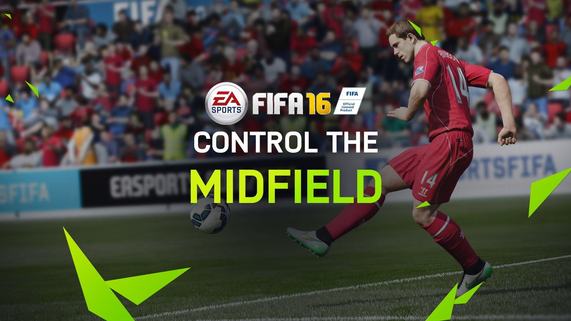 Fifa 16 Gameplay Verbesserungen