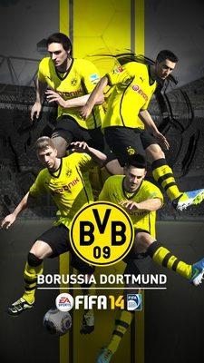 Borussia Dortmund Fifa 14 Wallpaper