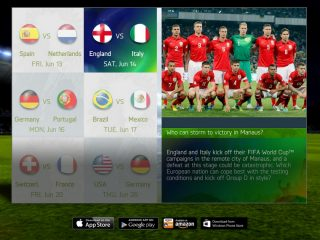 Play the 2014 FIFA World Cup on FIFA 14 Mobile