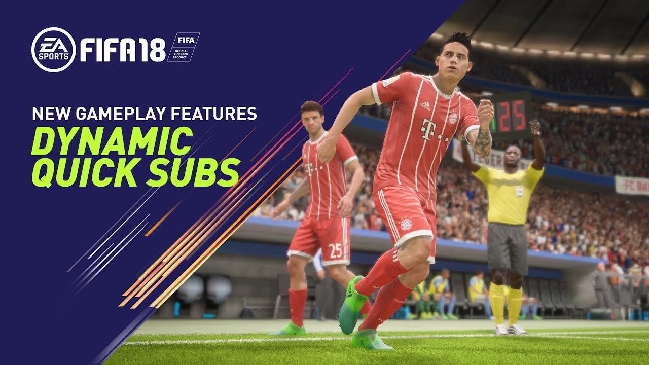 Info Harga Game Ps4 Fifa 2017 Terbaru 2018 Varka V177 Sepatu Casual Wanita Frostbite Powers New Features In 18 Career Mode With Prompts Respond To