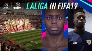 sí mismo polla Presunción  FIFA 19: todas las ligas y clubes