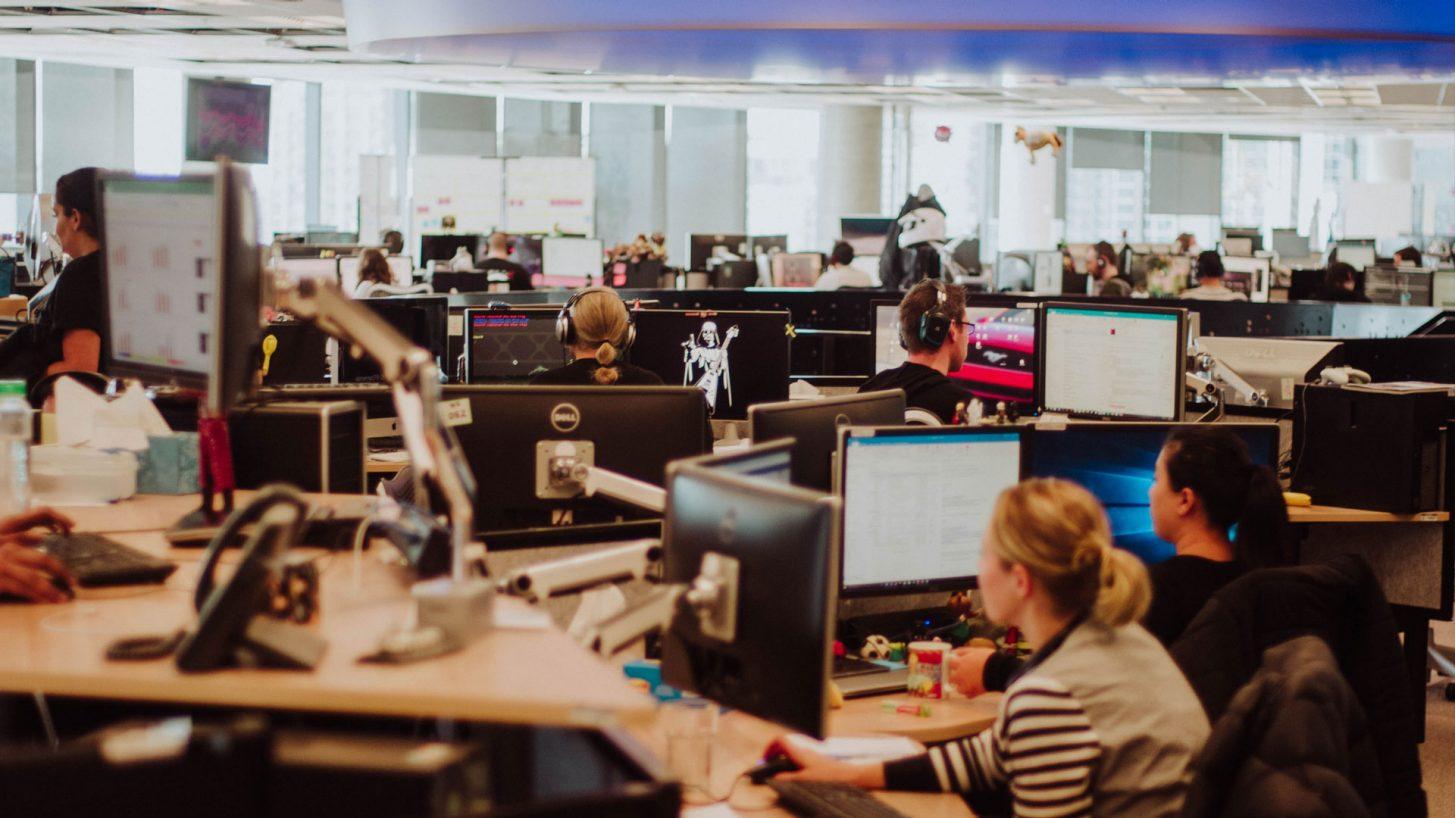 firemonkeys office photo