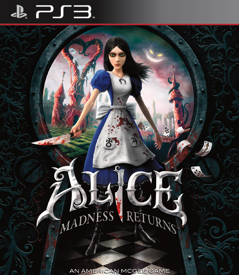 Alice: Madness Returns PlayStation 3