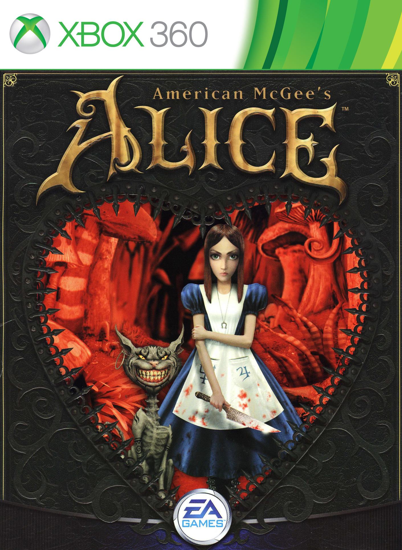 American McGee's Alice Xbox 360