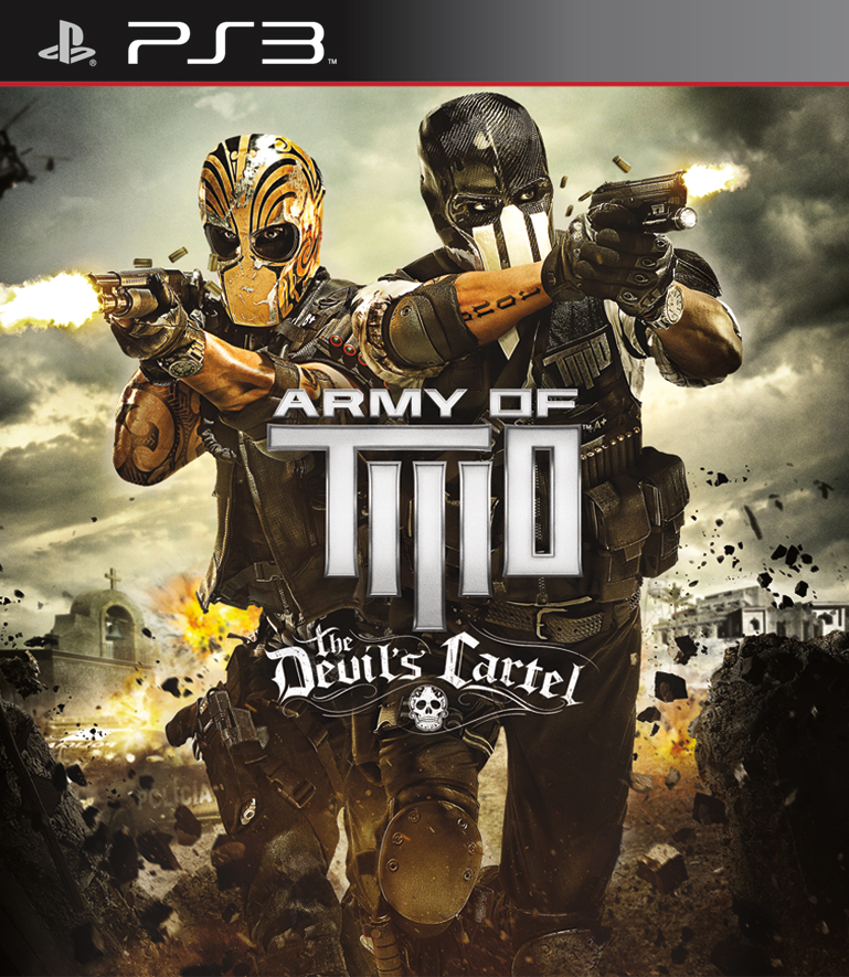 Army of Two: The Devil's Cartel PlayStation 3