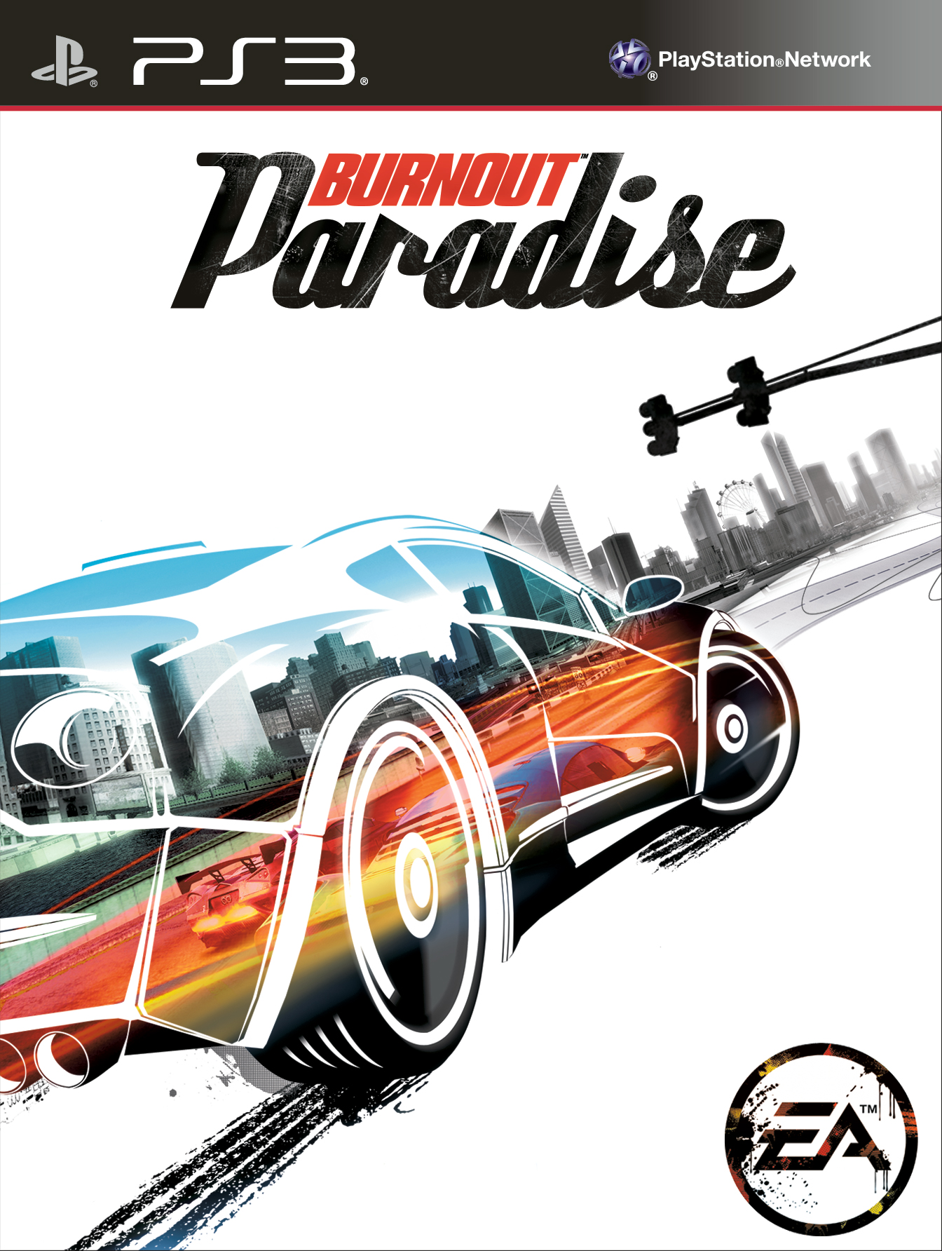 Burnout™ Paradise PlayStation 3