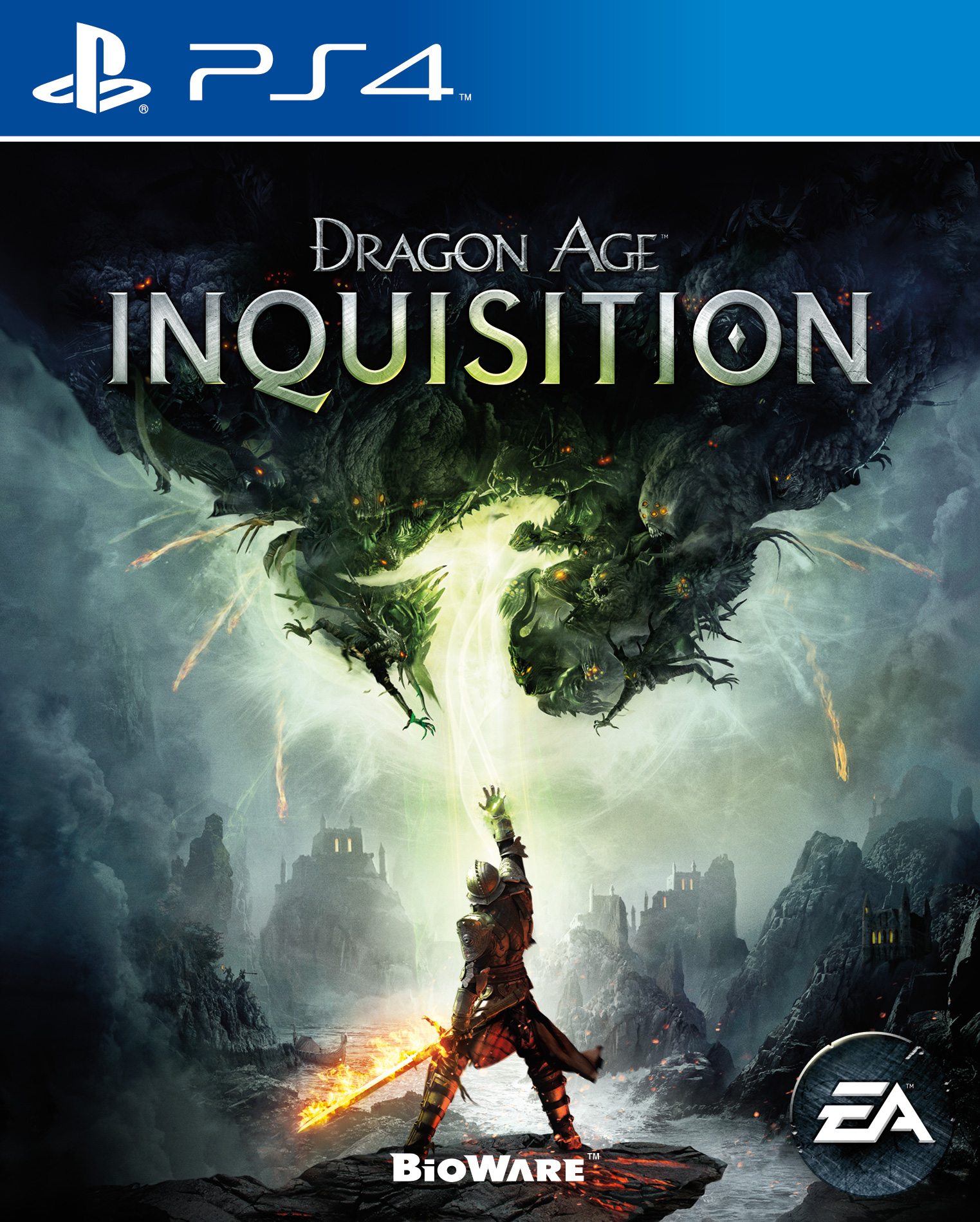 Dragon Age: Inquisition PlayStation 4