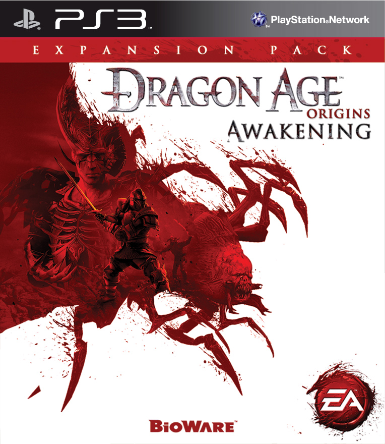 Dragon Age: Origins Awakening PlayStation 3