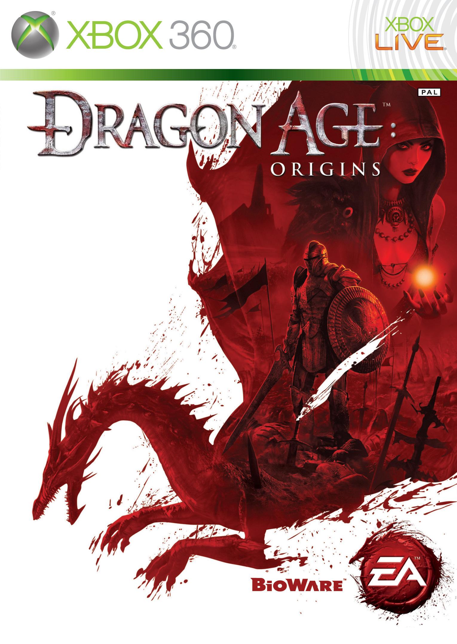 Dragon Age: Origins Xbox 360
