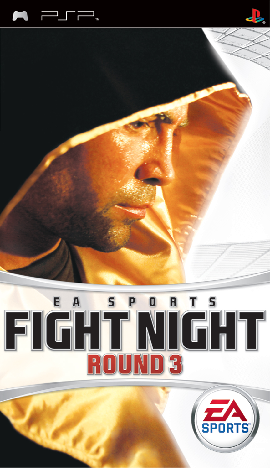 Fight Night Round 3 PlayStation Portable (PSP)