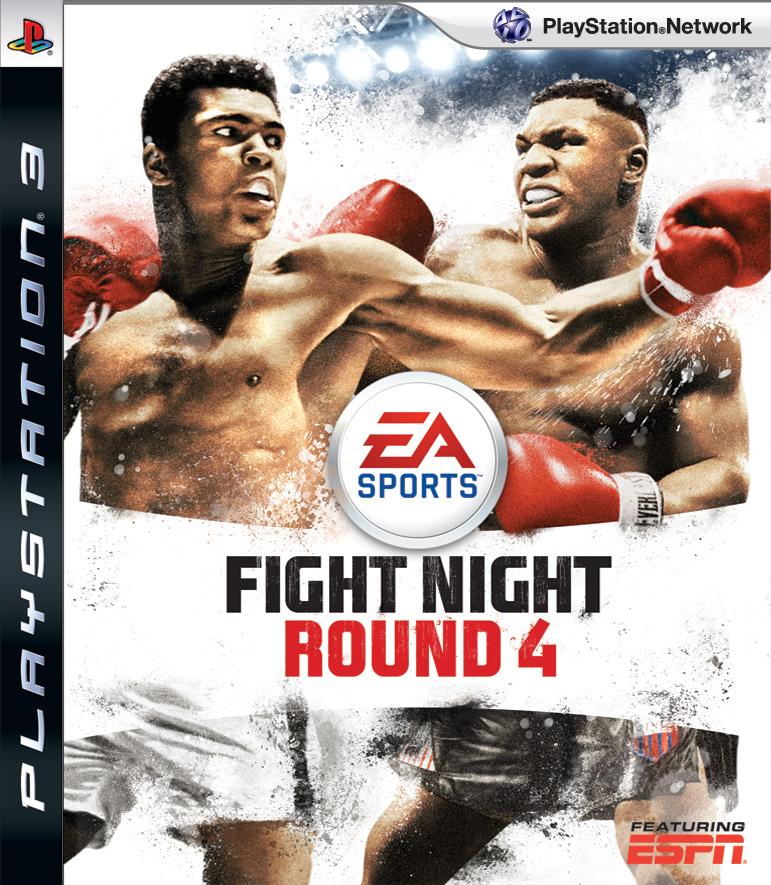 Fight Night Round 4 PlayStation 3