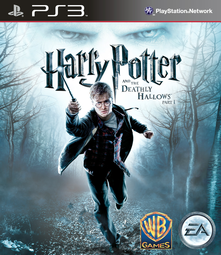 Harry Potter and the Deathly Hallows – Part 1: The Videogame PlayStation 3