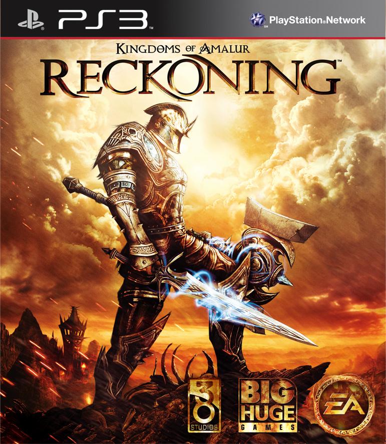 Kingdoms of Amalur: Reckoning PlayStation 3