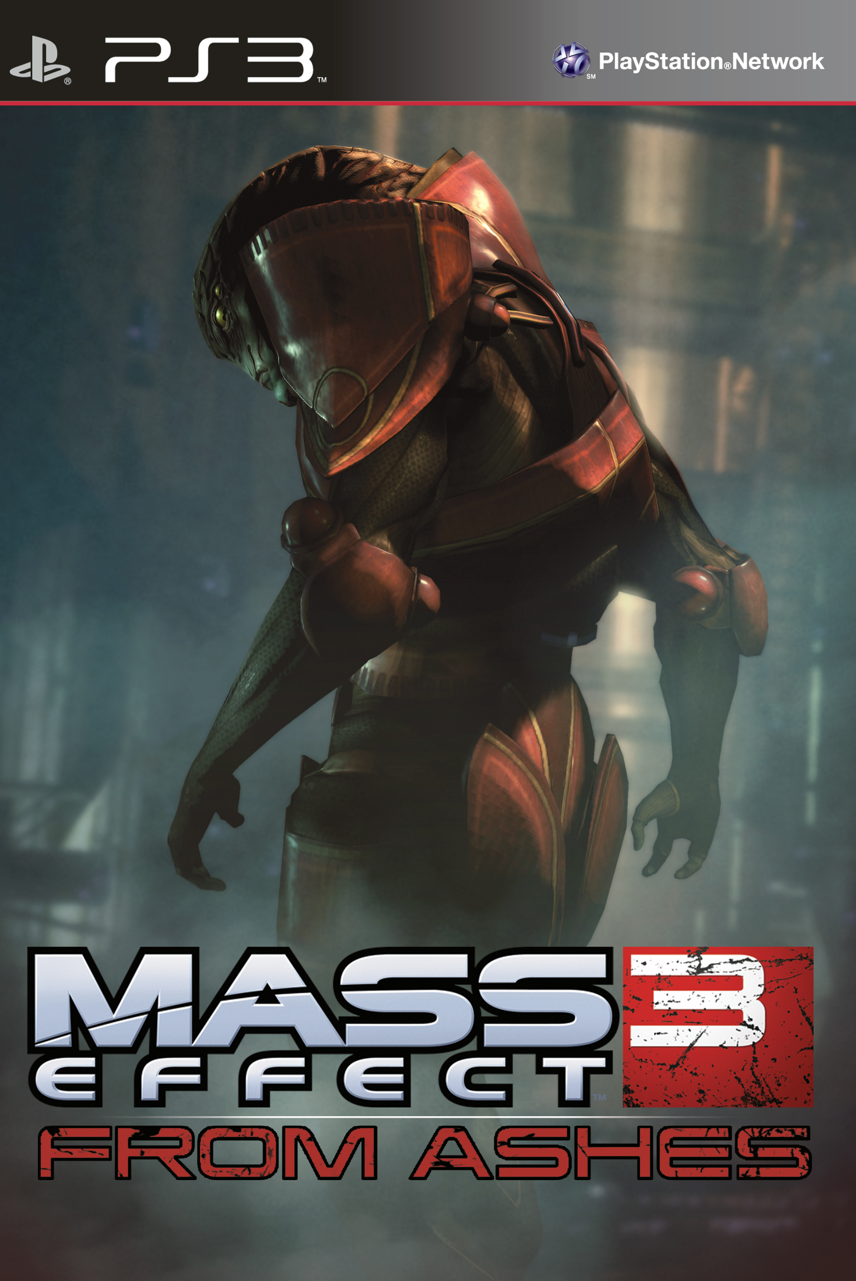 Mass Effect 3: From Ashes PlayStation 3