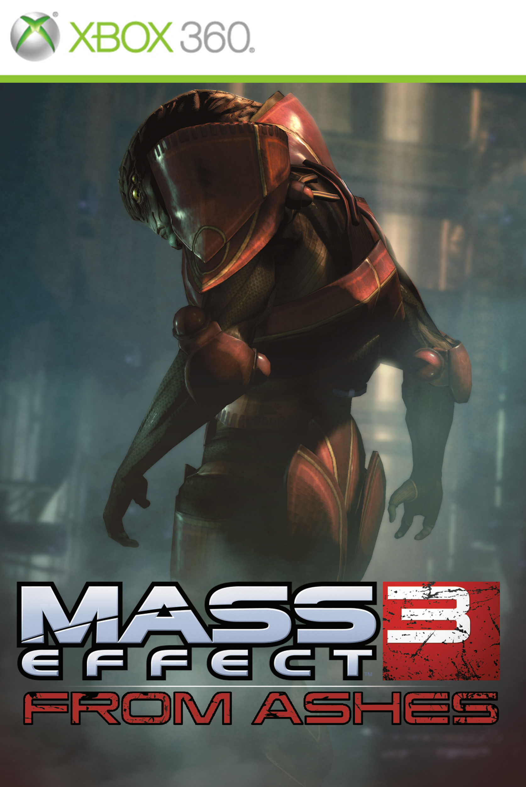 Mass Effect 3: From Ashes Xbox 360