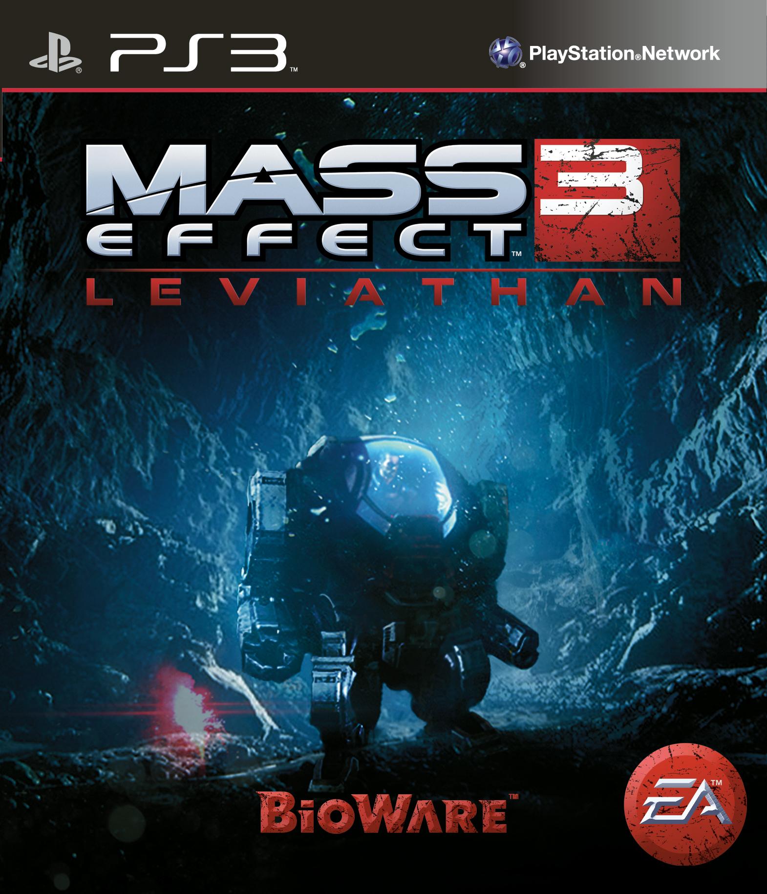 Mass Effect 3: Leviathan PlayStation 3